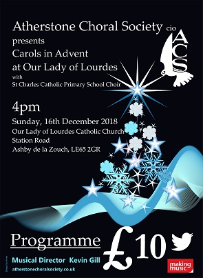 Advent music at Ashby @ Our Lady of Lourdes, Ashby | England | United Kingdom